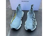 Balenciaga speed runner trainers size 4