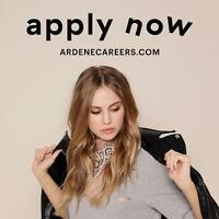 Sales Associates - Fun & fashion-forward environment!
