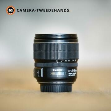 Canon 15-85mm 3.5-5.6 IS EF USM