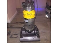 DYSON DC14 YELLOW VACUUM CLEANER