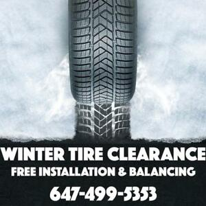 14 15 16 17 18 STEEL WHEELS RIMS ON SALE - WINTER SNOW TIRES & RIM SPECIALS - 205 215 225 235 245 40 45 55 60 65