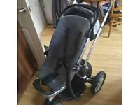quinny pram stroller