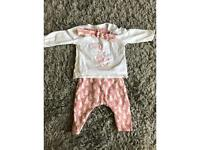 Next baby girl outfit