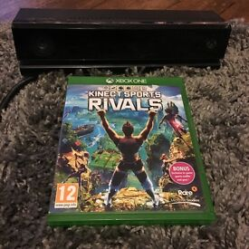 X box one Kinect with games