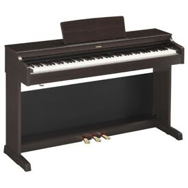 Yamaha YDP-163 Digital Piano With Bench
