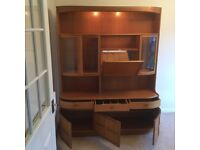 Nathan Teak display unit.