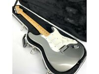 1991 Fender American Standard Deluxe Vintage Stratocaster – Rare - Pewter - Trades