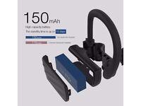 Bluetooth Headphones Wireless Earphones Stereo Sports with Mic