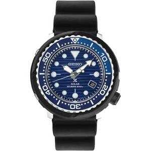 Seiko Prospex Solar Tuna Dive Save The Ocean SNE518 SBDJ045 SEALED IN BOX 3 WARRANTY FREE SHIPPING