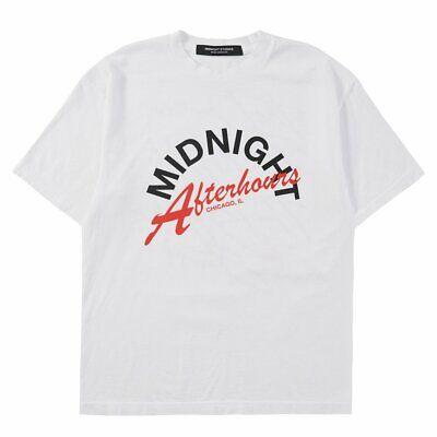 RETAIL Midnight Studios Afterhouse Tee White