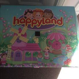 Happy land bundle £60 worth over £150