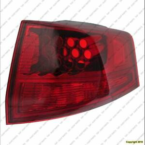 All Makes and Models Tail Light Taillight Lamp Passenger Side Right Side