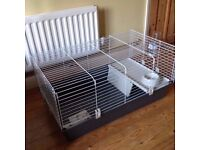 Large Guinea Pig Cage (Brand new) complete with water bottle and food bowl