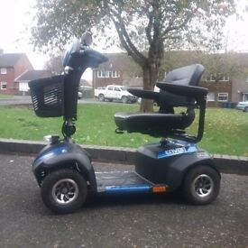 Drive Envoy 6mph Mobility Scooter £850 ONO