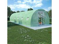 Greenhouse 27m² 900x300x200 cm-45537
