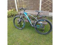 Incline 13 mountain bike 18 inch frame