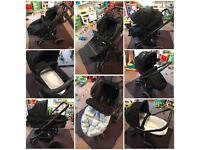Mothercare Spin complete travel system