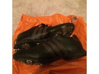 Adidas golf shoes size 8 and a half