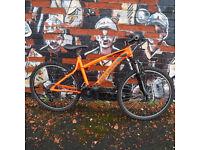 b-twin rockrider340 mountain bike