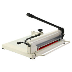 Heavy Duty A3 Paper Page Guillotine Cutter Trimmer Machine
