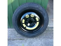 Citrion space saver tyre