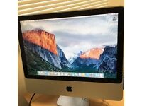 Apple iMac + KB + Mouse - 2ghz + 3gb + 250gb + OS X El Capitan - FULLY WORKING - only £175