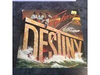 The Jacksons- Destiny - Vinyl LP 1978