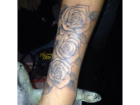 Private East London Tattoo Artist