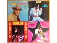Elvis Uk Camden International Albums
