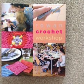 Rowan Crochet Workshop.
