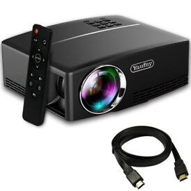 Yaufey® 1800 Lumens Projector
