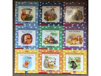 27 x My Very First Winnie the Pooh story books