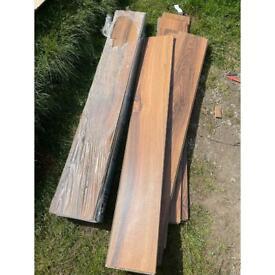 Free Laminate Flooring 1 unopened pack & a bit