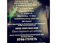 Street and Contemporary Dance Classes