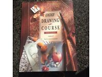 BBC DRAWING COURSE ART BOOK