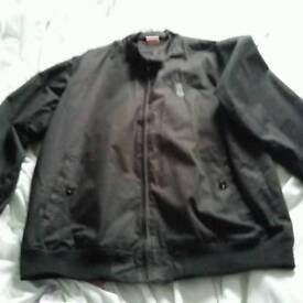 Rotherham united harrington style jacket