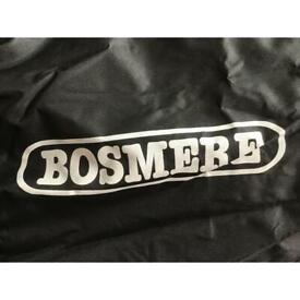 Bosmere Storm Black Cushion Sto-Away Storage Bag UNUSED REDUCED