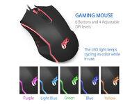 Gaming mouse several choices starting at £5