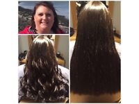 Fully Qualified Hair Extensionist