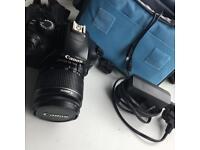 Cannon EOS 1100d digital camera