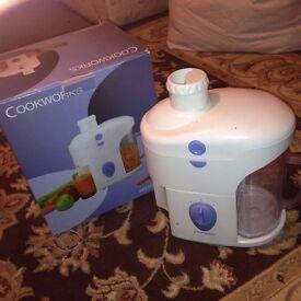 Bargain cookworks fruit juice extractor