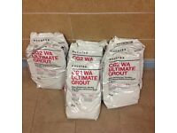 New Rocarex cG2 WA ultimate grout,anti Moulds wall and floor grout,5kg bags