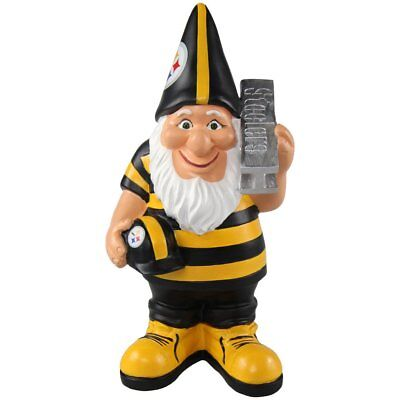 (Pittsburgh Steelers Garden Gnome Caricature)