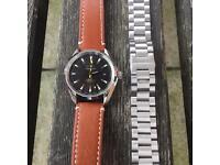 Omega Aquaterra automatic watch