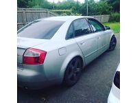 Audi alloys x5 black