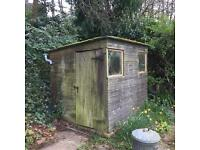 Shed 7x5