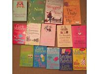 Carole Matthews novels
