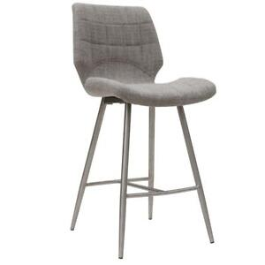 2PK Blended Beige Counter Stool Sale-WO 7675 (BD-2513)