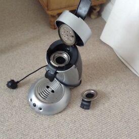 Philips Cafe Senseo coffee pod machine, black & Silver, excellent condition