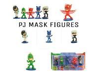 Pj mask characters figures